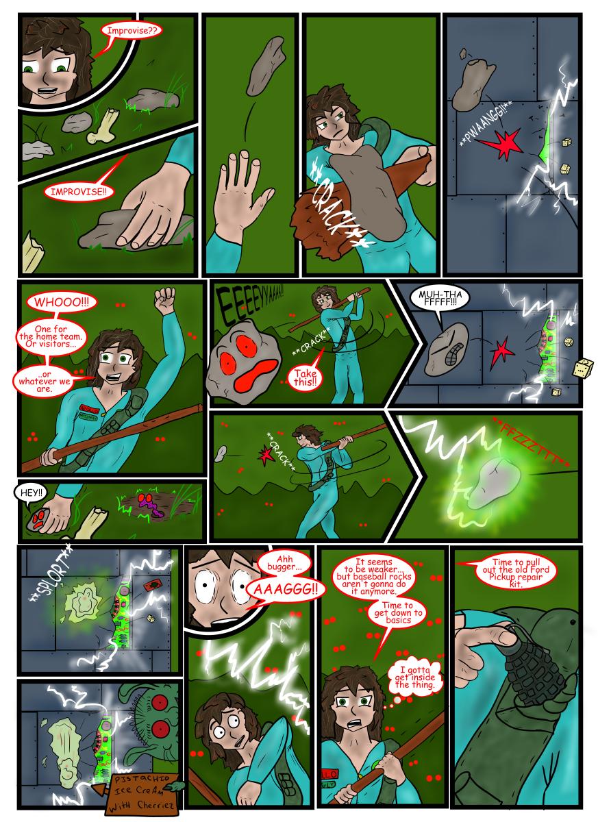 Page 95  Improvise